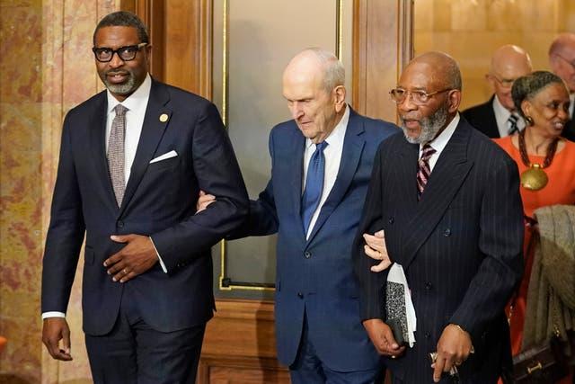 Mormons NAACP