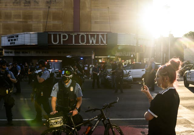<p>A St Paul, Minnesota man was put in jail on Monday after allegedly driving his car at a group of racial justice protestors in Minneapolis, killing one woman and injuring three others.</p>