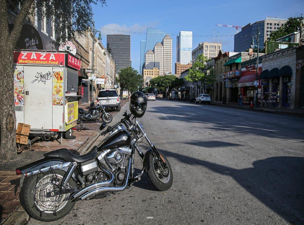 Downtown Shooting Austin