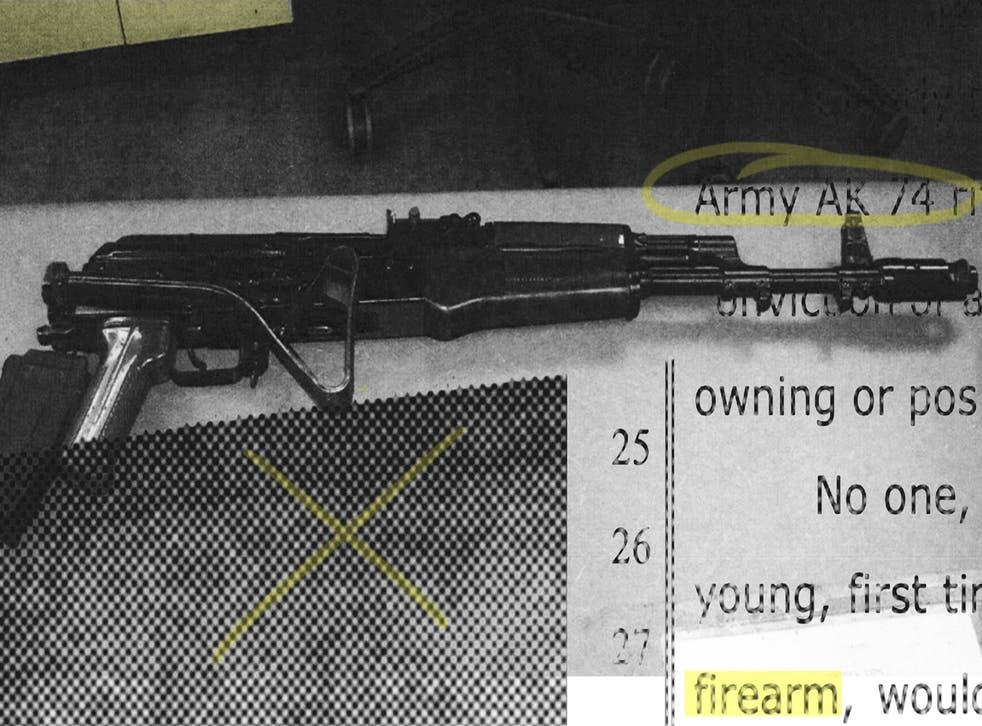 US--AWOL Weapons-Gang Guns