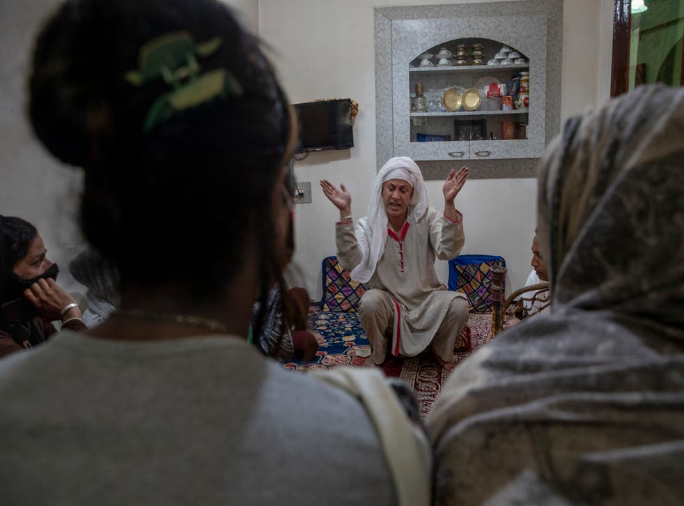 India Kashmir Transgenders Photo Gallery