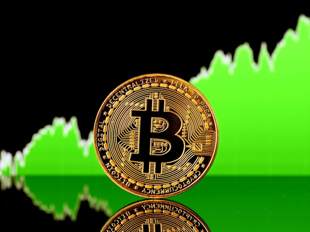 Bitcoin price – Live: Tesla investor sticks by 0k prediction for 2022 as Goldman plans ethereum options
