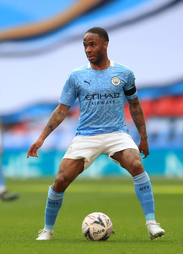 Manchester City would like to tie Raheem Sterling down to a new deal