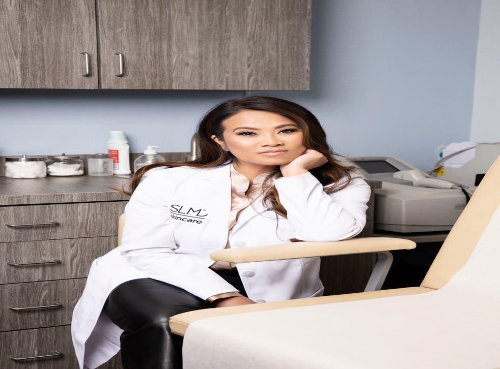 <p>Dr Sandra Lee aka Dr Pimple Popper</p>