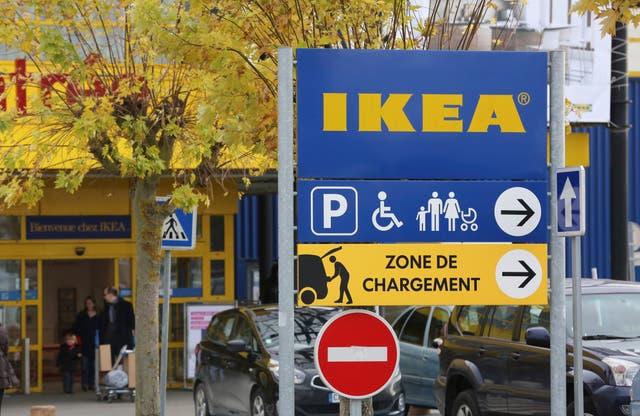 France Ikea Trial