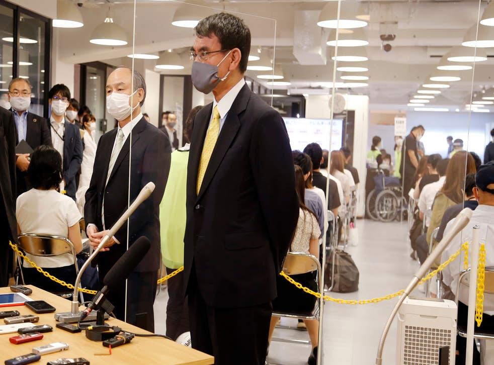 Virus Outbreak Japan Vaccines