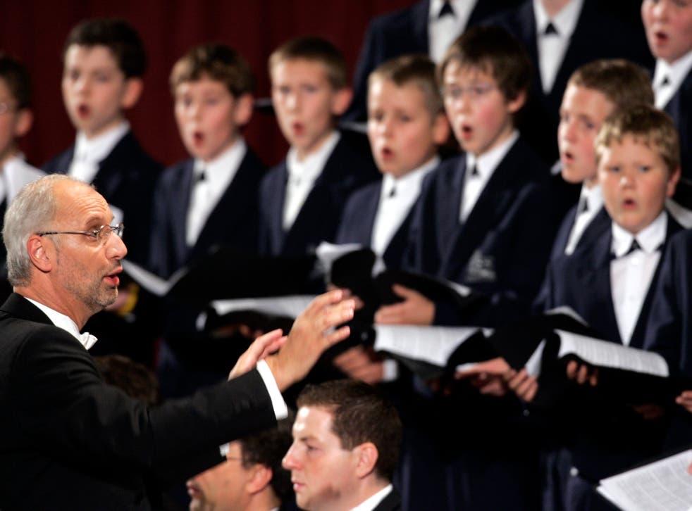 Germany Choir Girls