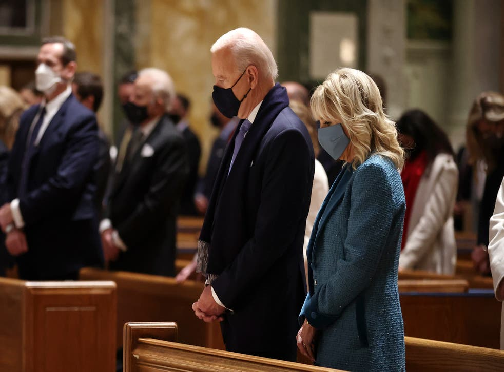 <p>President Joe Biden may be disallowed to take Communion following an upcoming vote by the US Conference of Catholic Bishops.</p>