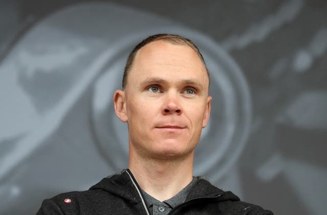 <p>Chris Froome is set to return to the Tour de France</p>