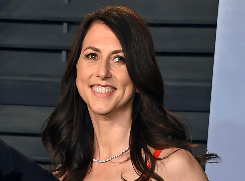 <p>MacKenzie Scott, ex-wife of Jeff Bezos, has donated an additional $2.7 billion to charity</p>