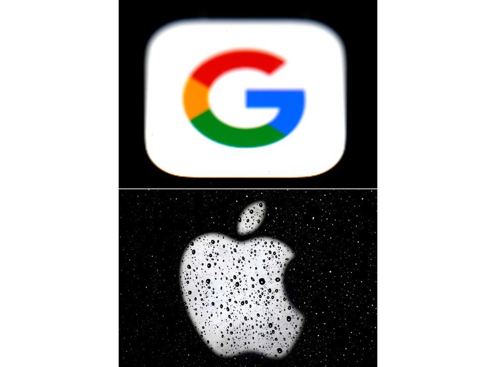 Britain Apple Google