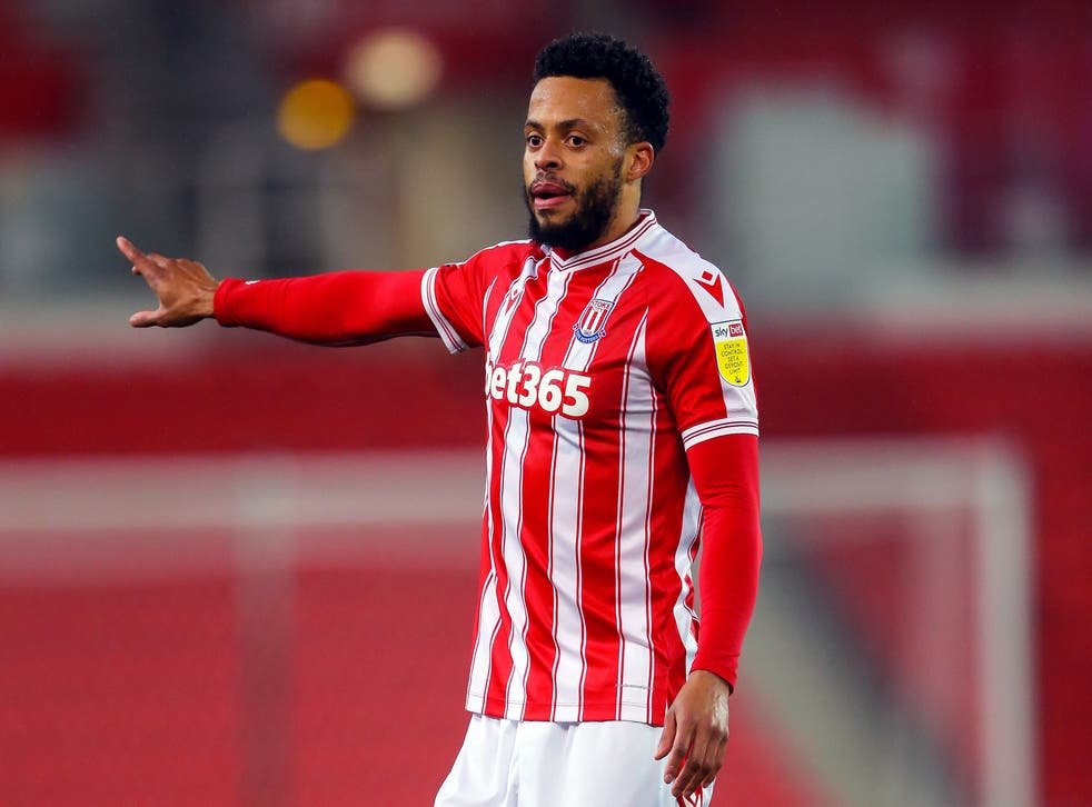 Jordan Cousins spent the past two seasons with Stoke