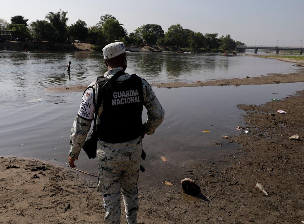 Mexico Military