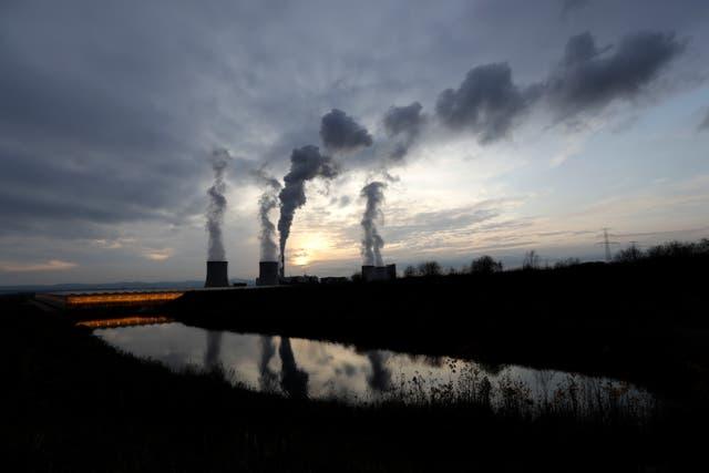 Poland Czech Coal Mine