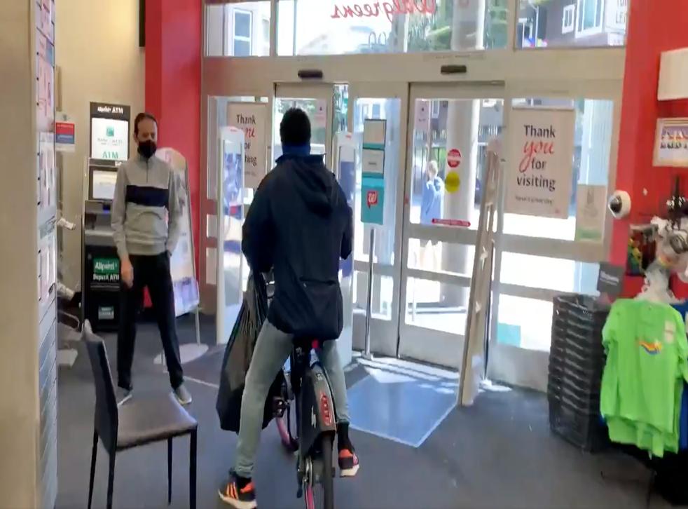 san francisco shoplifting