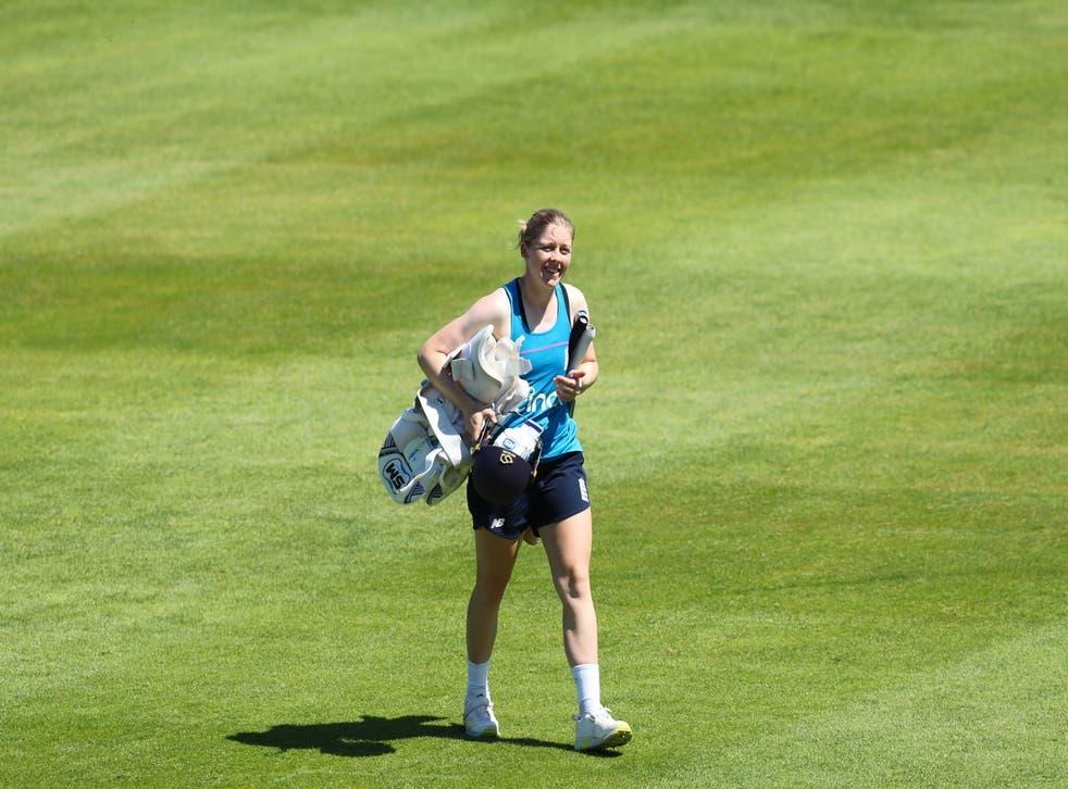 "An ECB spokesperson said England Women deserve a ""fresh wicket"" for their Test match in Bristol"