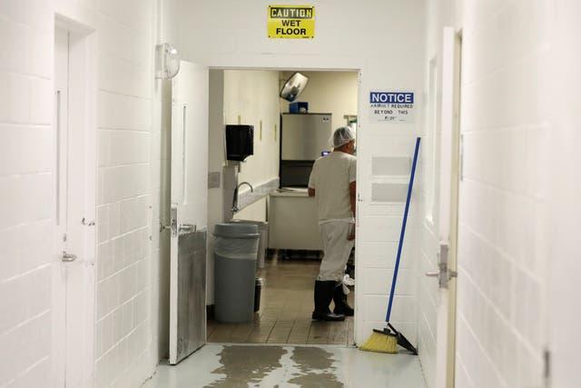 Immigration Detainees Minimum Wage