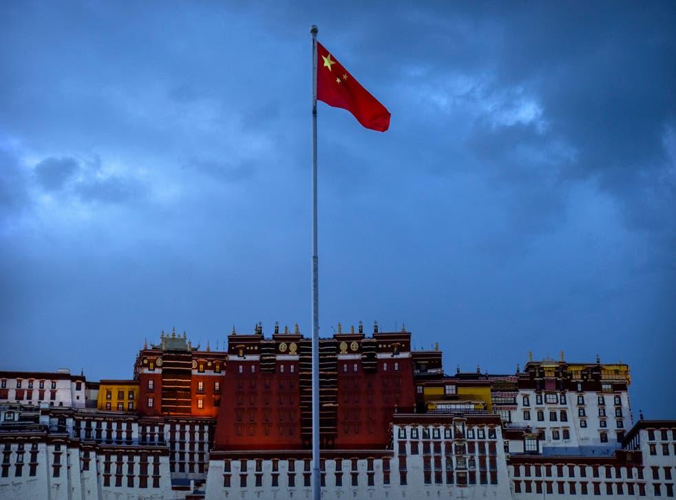 China Tibet Contested Buddhism