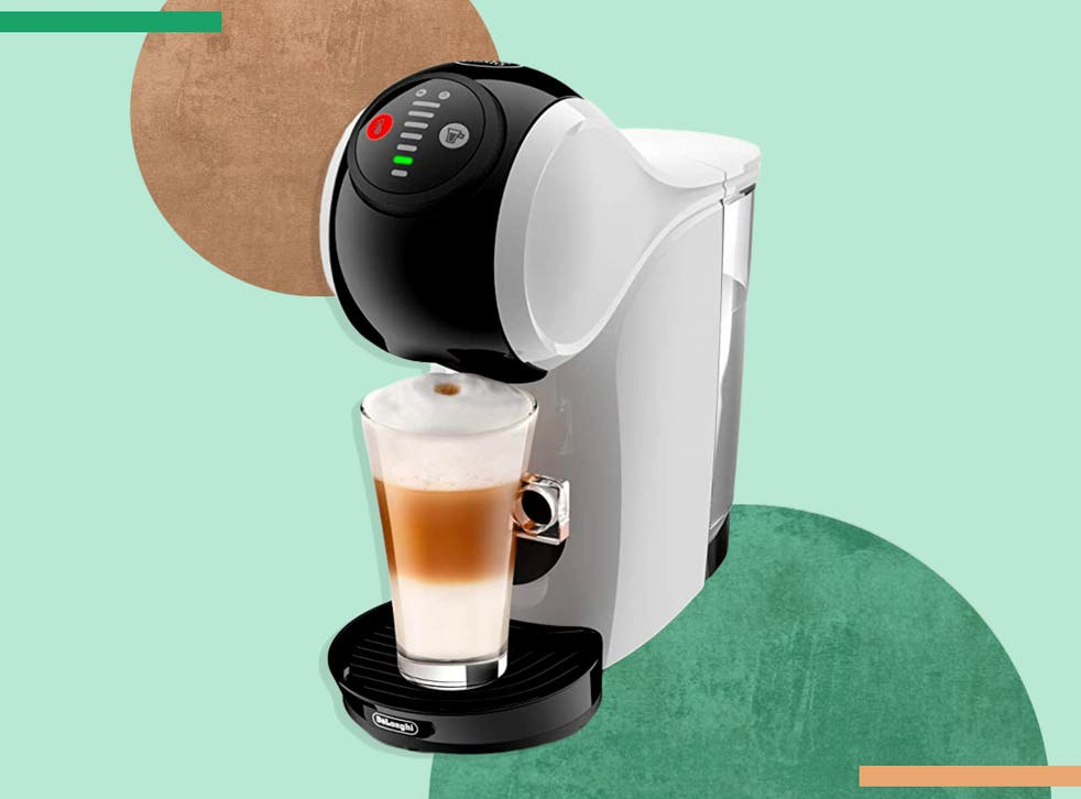 <p>The Delonghi dolce gusto genio s gives you more than 40 different drinks at your fingertips</p>