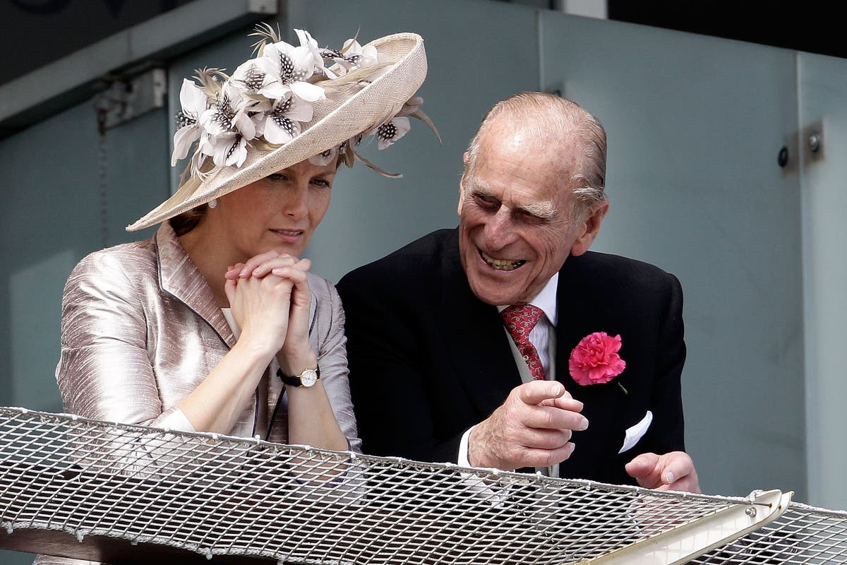 Prince Philip's death has left 'giant-sized hole' in royal ...