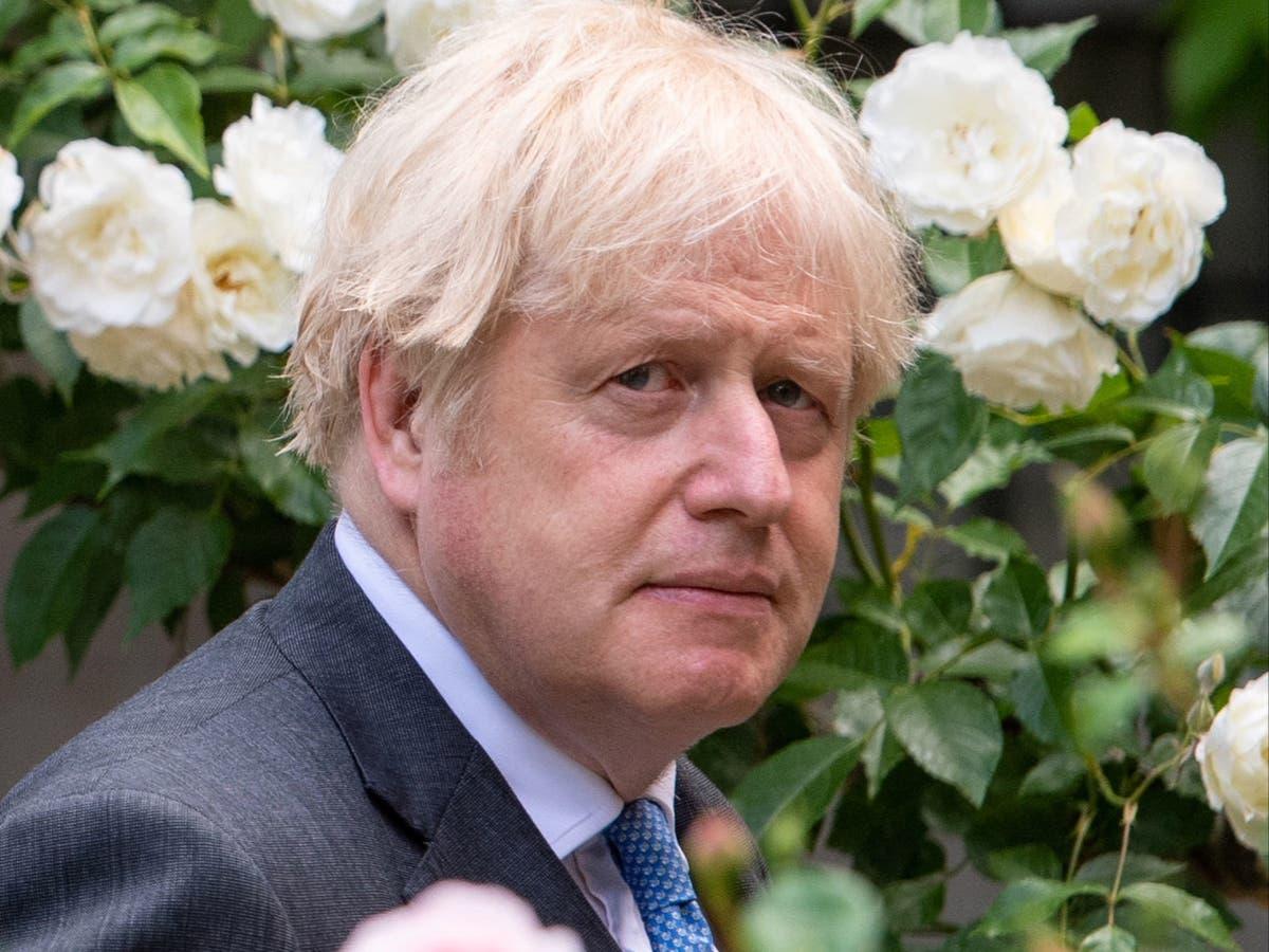 Boris Johnson faces rebellion over Covid lockdown extension - follow live