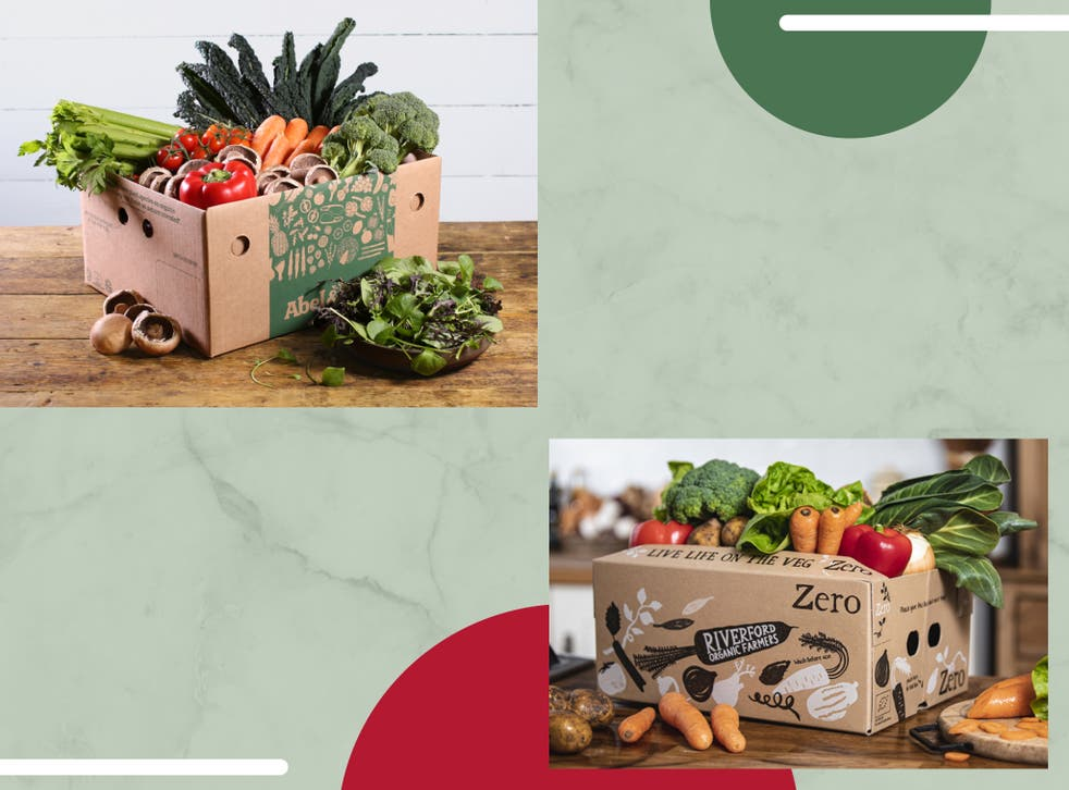 <p>These delivery boxes are a convenient way to experiment with your five-a-day</p>