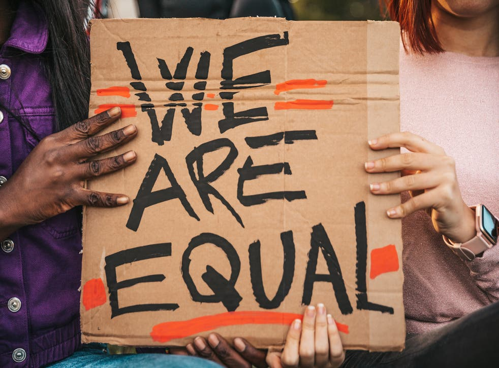 <p>'Access to education, health care and opportunities and fair representation for women is a basic human right and a prerequisite for a sustainable world'</p>