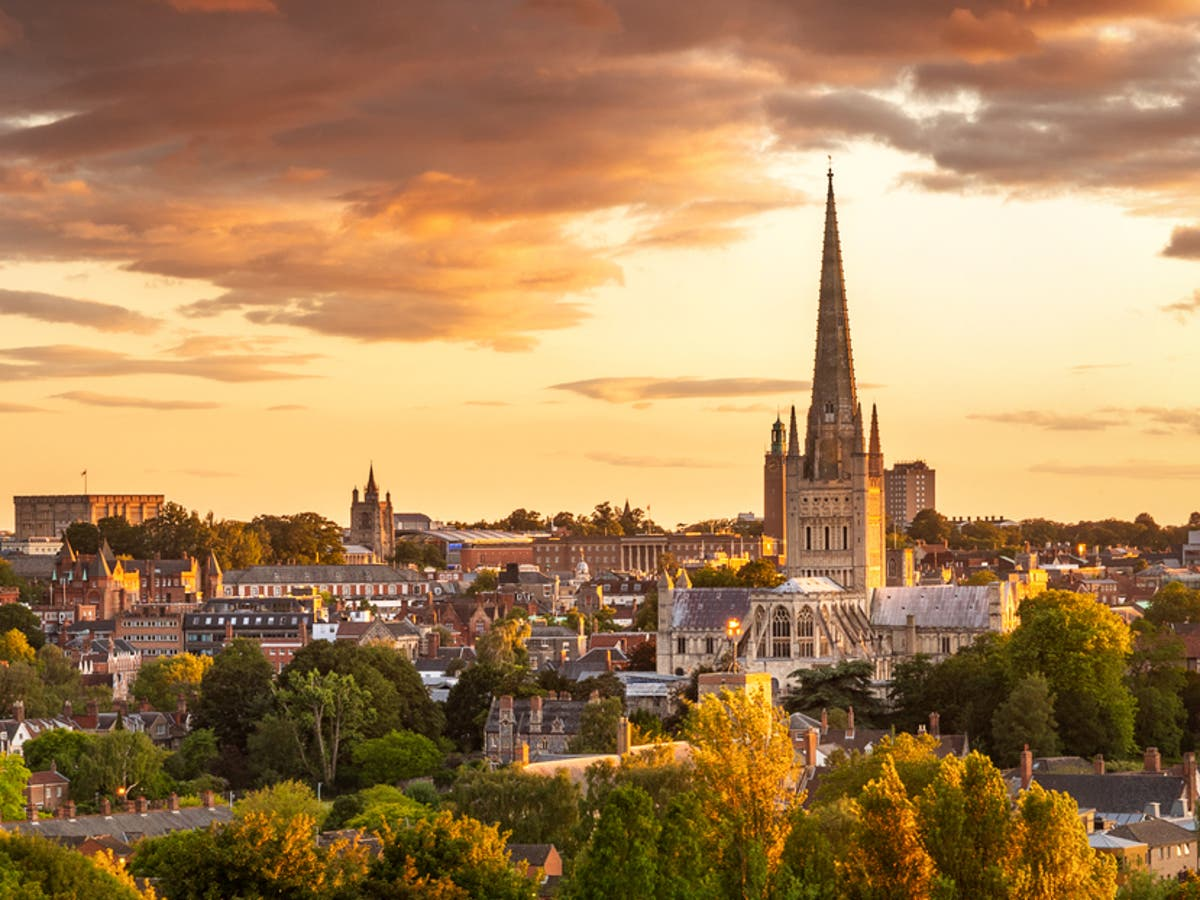Why Norwich is much more than the butt of Alan Partridge-related jokes #hometowns