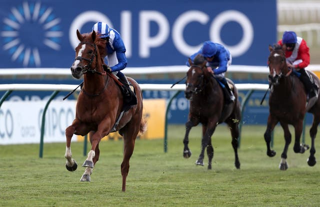 Mohaafeth was a live contender for Derby honours