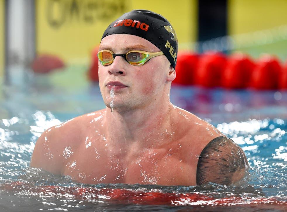 <p>2019 British Swimming Championships – Day Two – Tollcross International Swimming Centre</p>