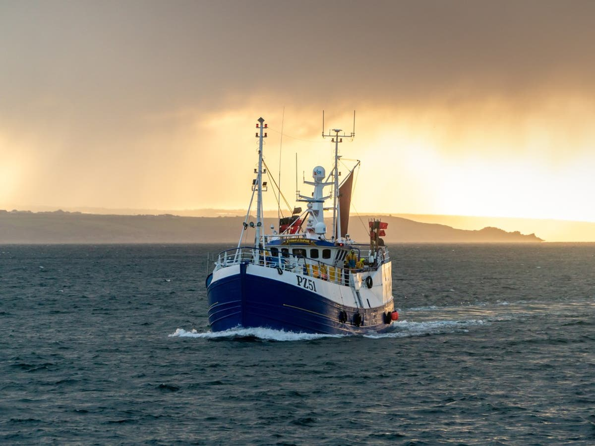 'Stitched up and sold out' - UK's fishing crews outraged at Brexit betrayal five years after referendum