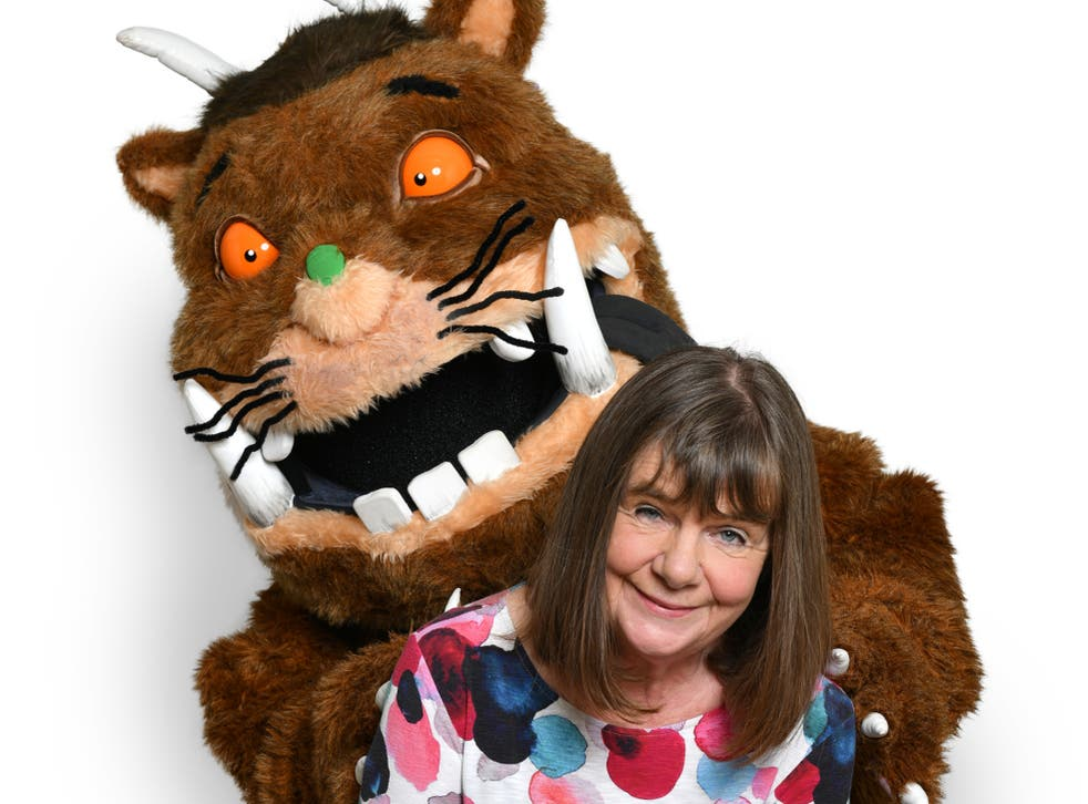 <p>Julia Donaldson has sold more than 13 million copies of her book 'The Gruffalo'</p>