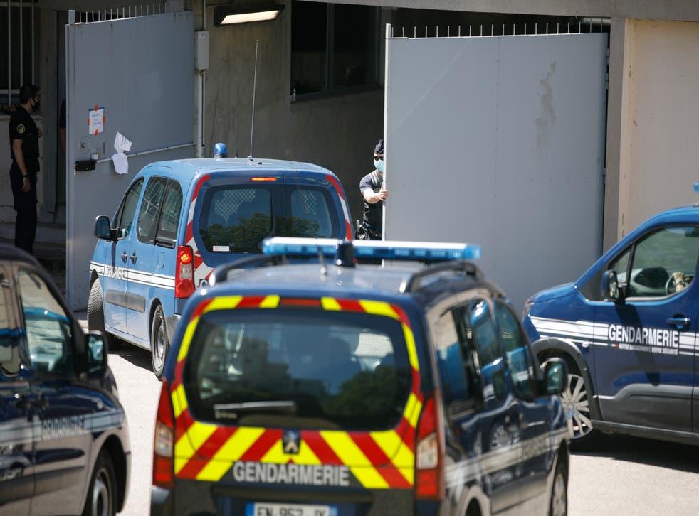 France Kidnapping Plot