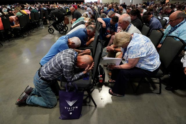 Religion Southern Baptists