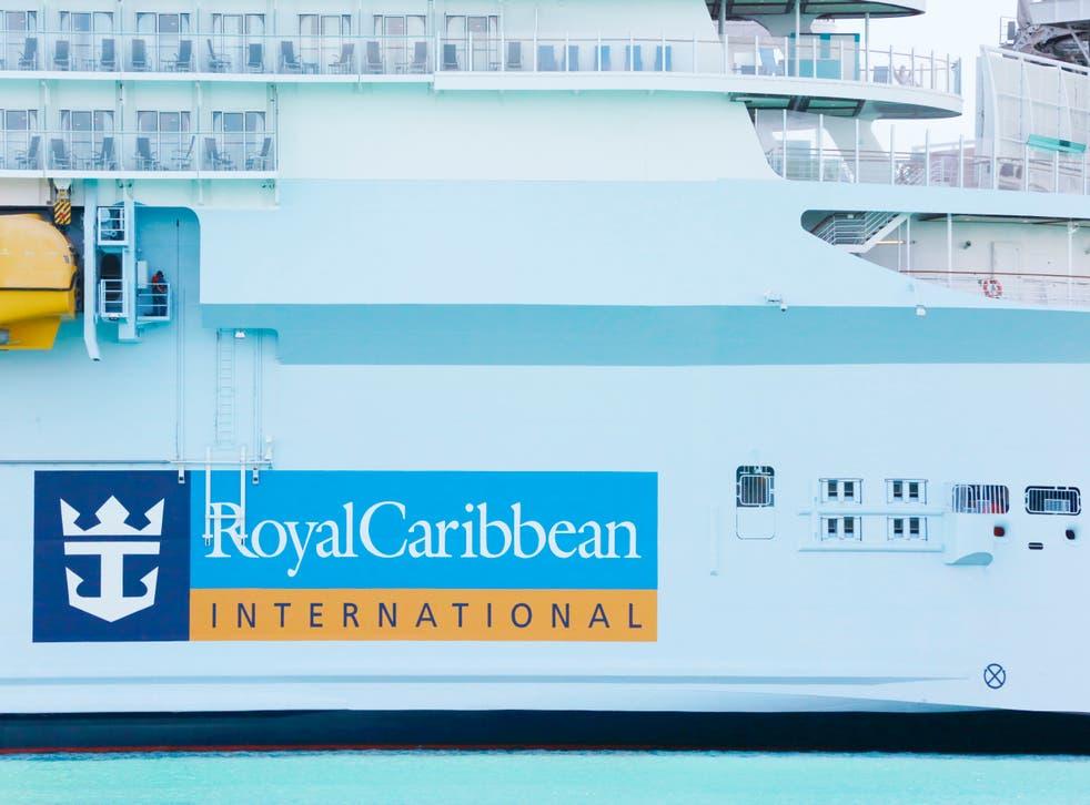 Virus Outbreak Royal Caribbean Delay
