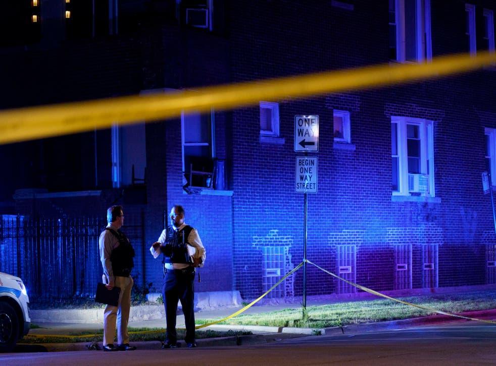 CHICAGO VIOLENCIA ARMADA