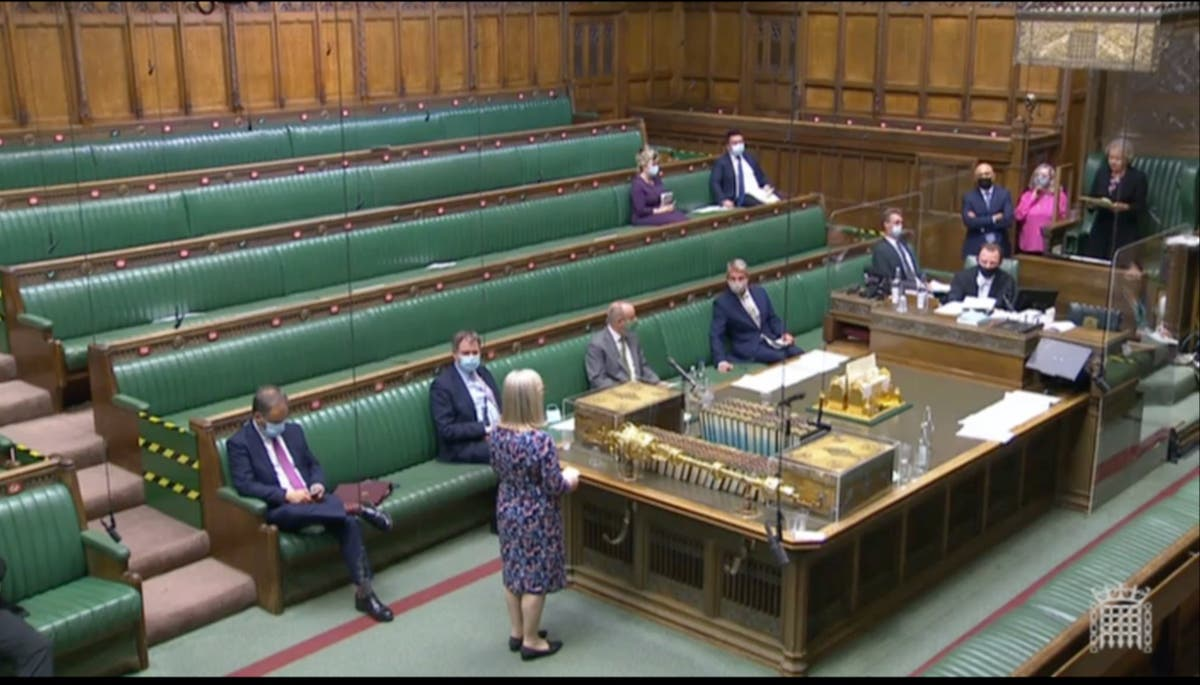 MPs vote to extend Covid rules as daily cases climb past 9,000