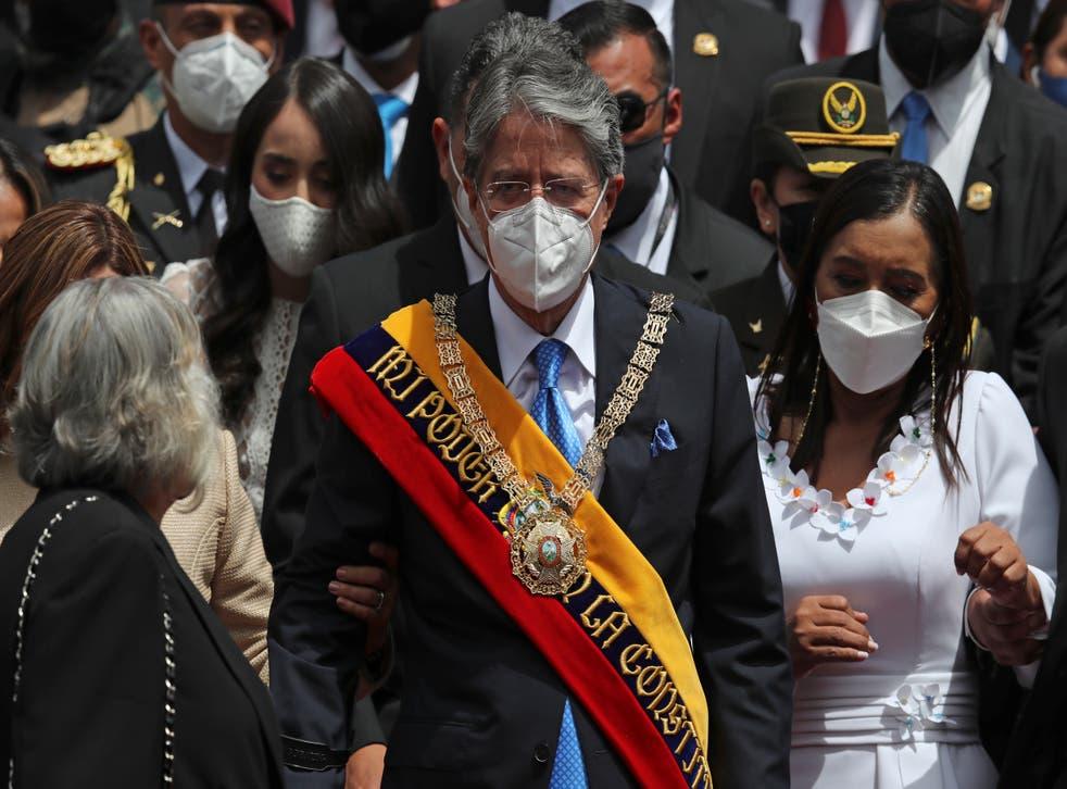 ECUADOR-PRESIDENTE PERFIL