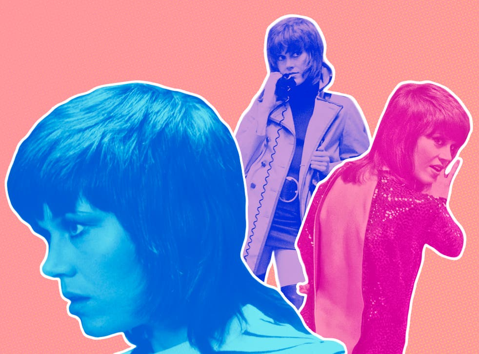 """<p>Jane Fonda in Klute: 'As much an exploration of the intersections between the identities of """"woman"""", """"sex worker"""" and """"actress"""" as it is a frightening noir'</p>"""