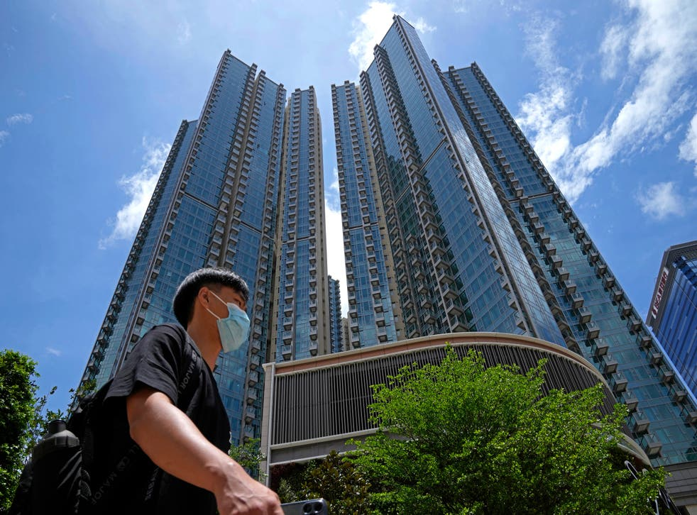 Virus Outbreak Hong Kong Vaccine Hesitancy