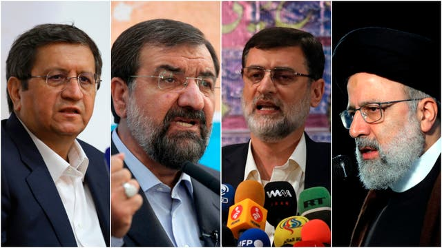 Iran Elections Candidates