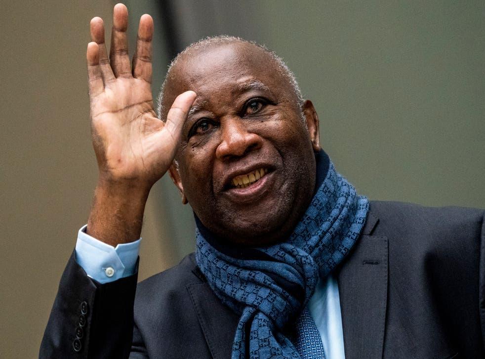 <p>Ivory Coast Gbagbo's Return</p>