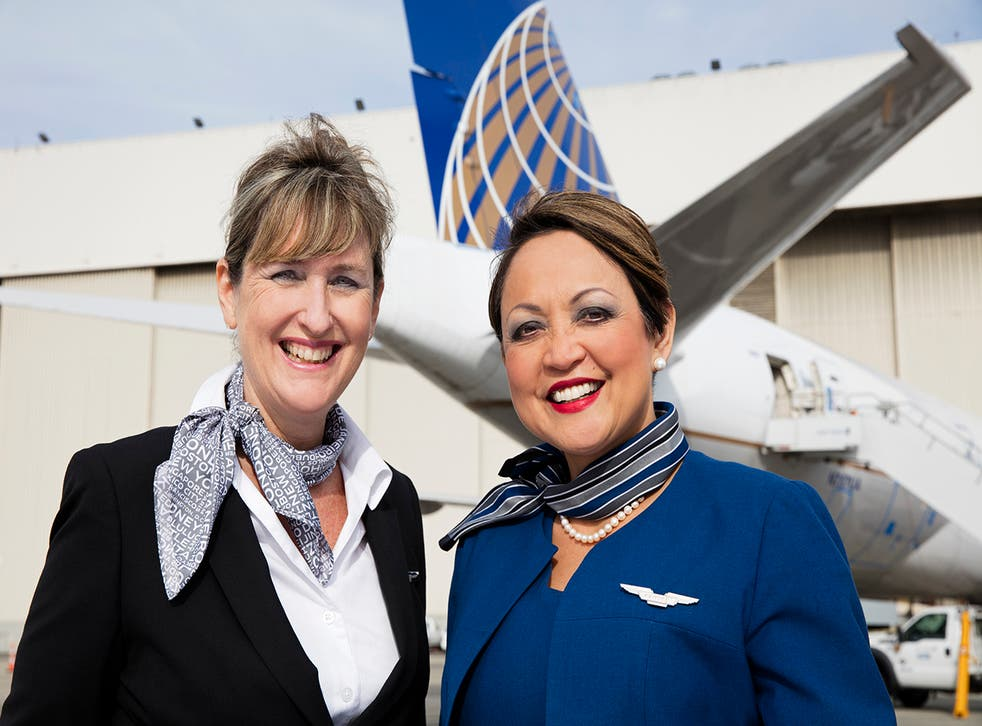 <p>United Airlines is updating its appearance standards so staff can feel comfortable at work and express themselves</p>