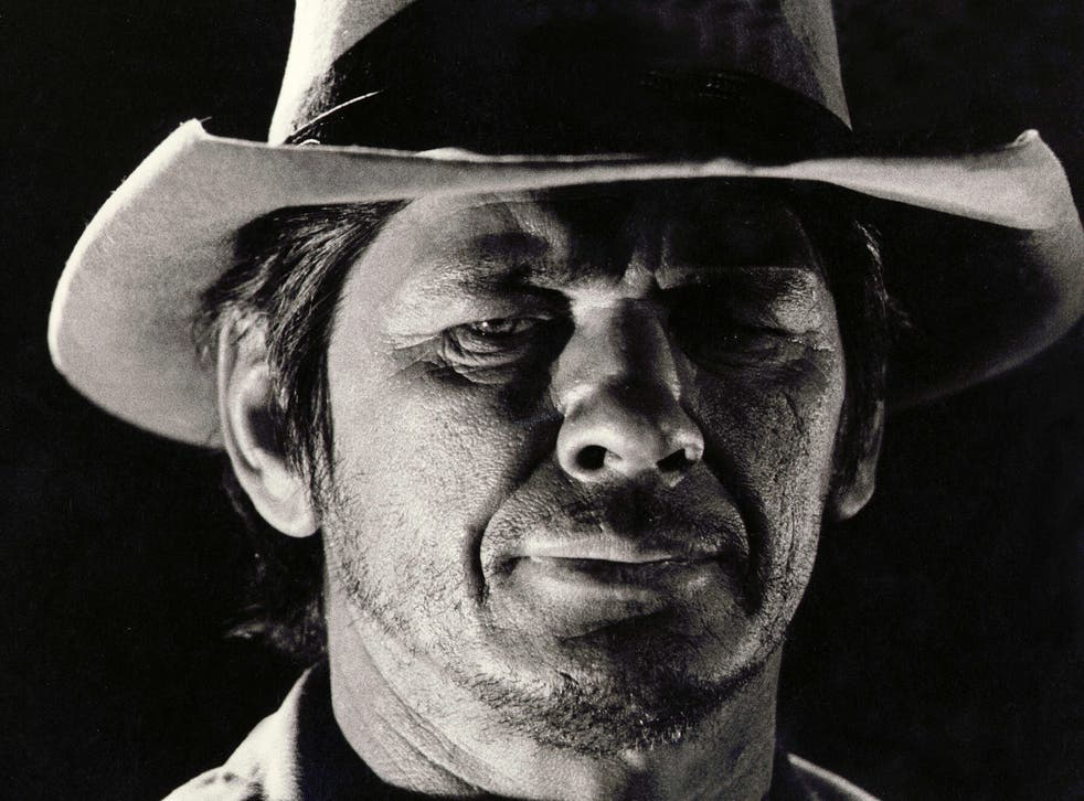 <p>The rough-hewn Charles Bronson was the perfect choice for the harmonica-playing gunman in 'Once Upon a Time in the West'</p>