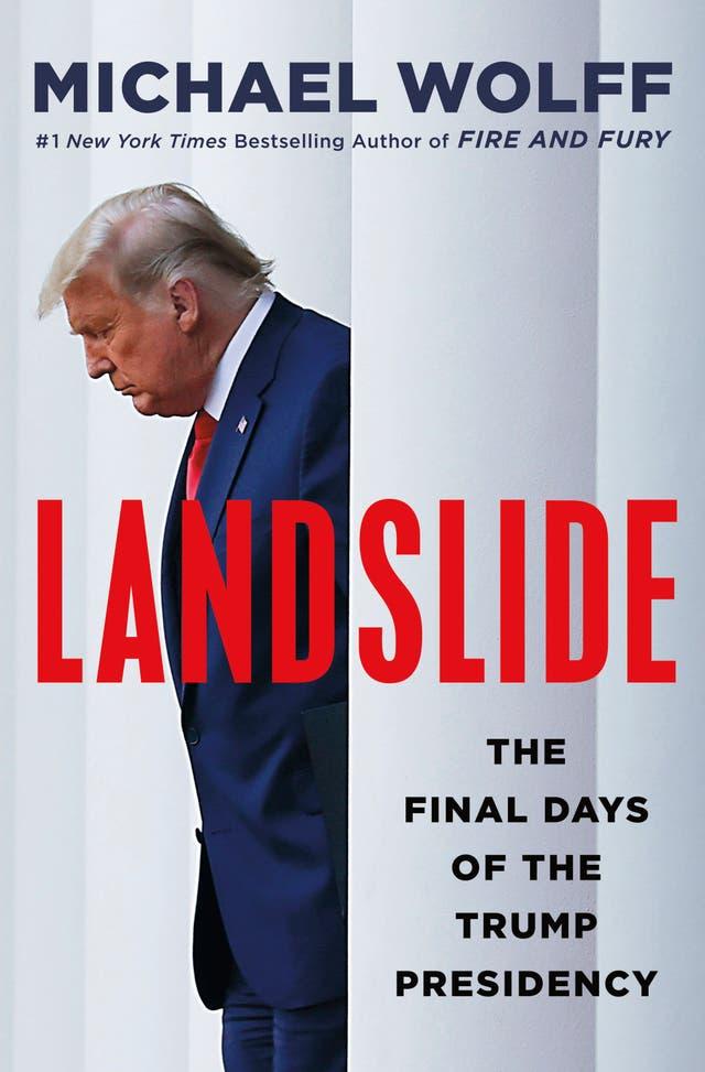 Books Trump Michael Wolff