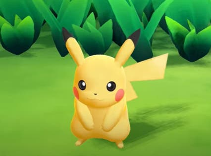 <p>A still from Pokémon: Let's Go, Pikachu! and Pokémon: Let's Go, Eevee! - Overview Trailer - Nintendo Switch</p>