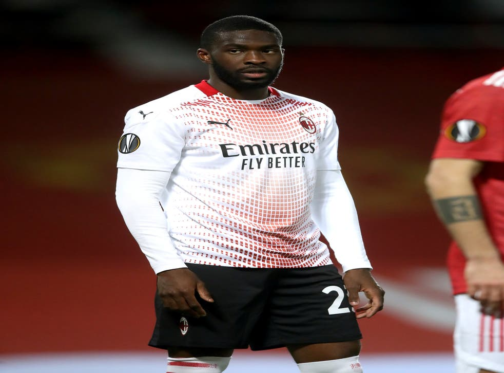 Fikayo Tomori has completed a permanent move to AC Milan