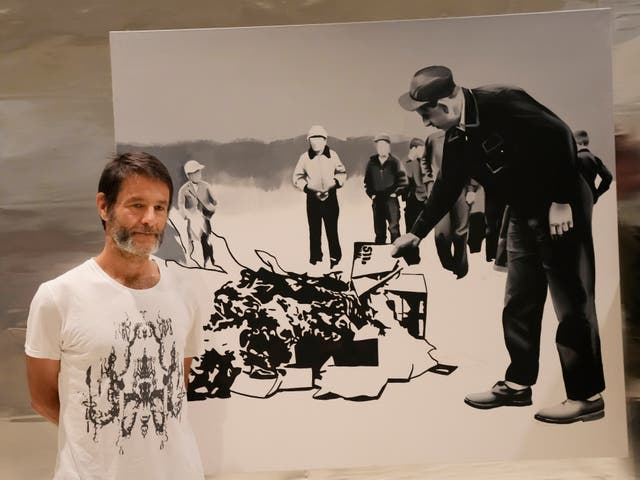 Poland Holocaust Exhibition
