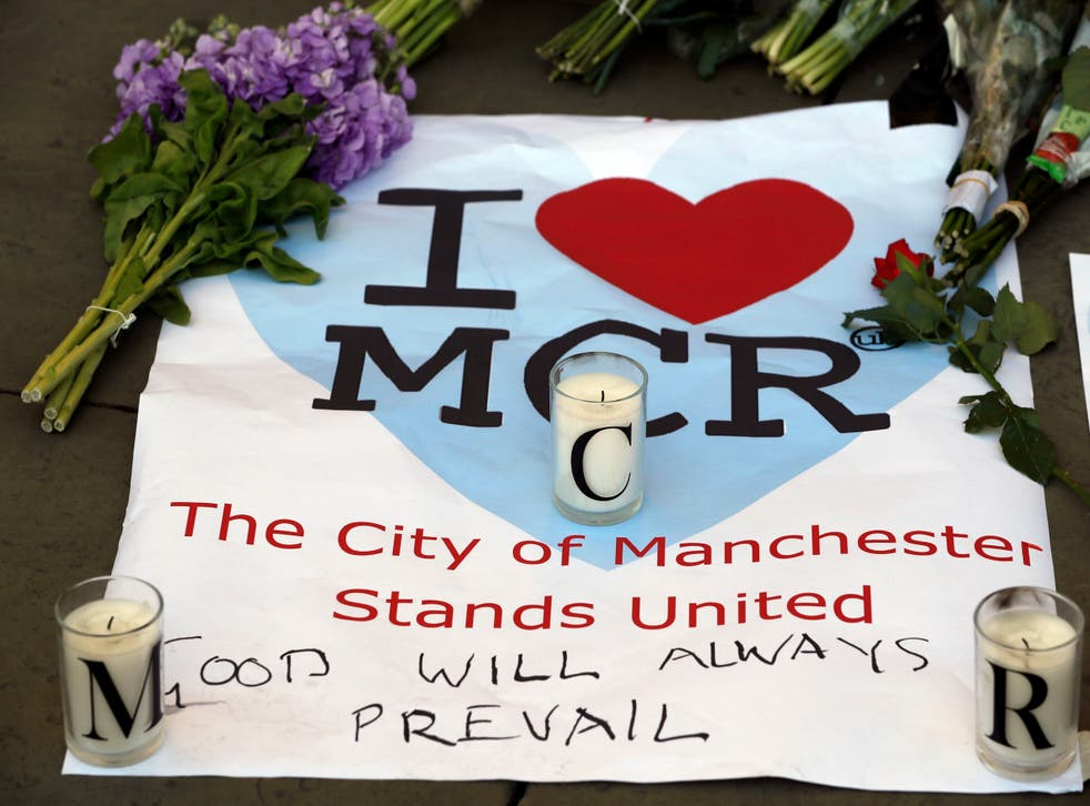 Britain Manchester Bombing