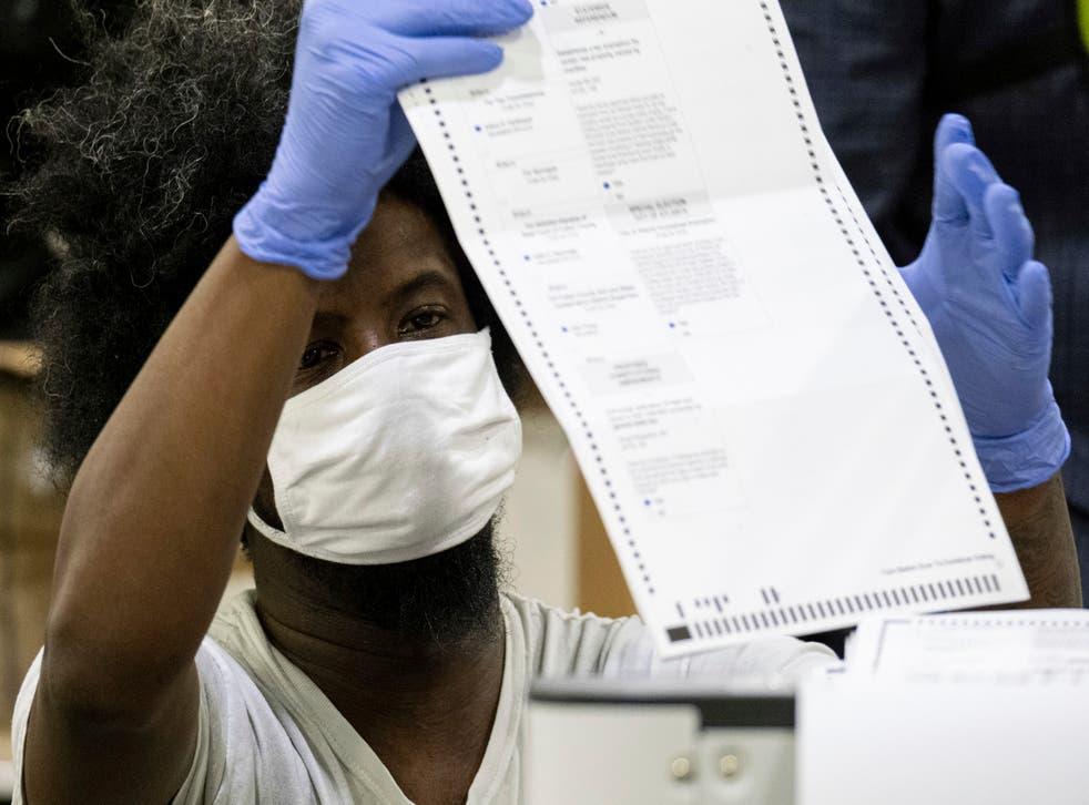 Georgia Election Fulton County